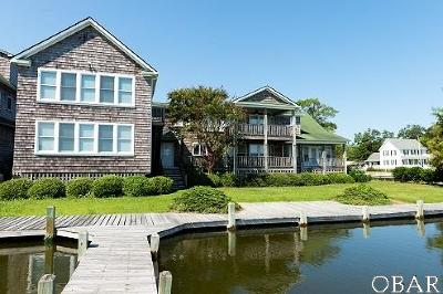 Manteo Single Family Home For Sale: 607 Croatan Avenue