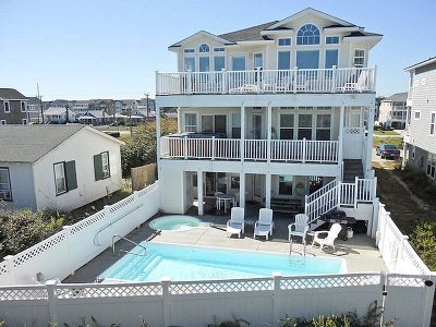 Nags Head Single Family Home For Sale: 3511 S Virginia Dare Trail