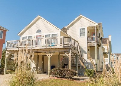 Nags Head Single Family Home For Sale: 4817 E Katie Court