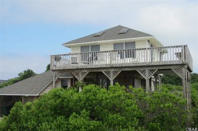 Southern Shores Single Family Home For Sale: 8 Sand Piper Lane