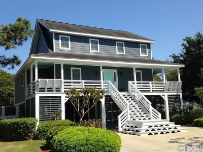 Dare County Single Family Home For Sale: 27 Spinnaker Drive