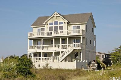 Hatteras Single Family Home For Sale: 56780 Nc 12 Highway