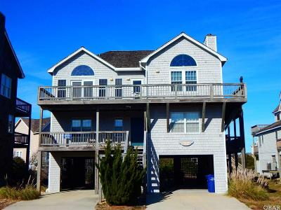 Nags Head Single Family Home For Sale: 106 E Sea Spray Court