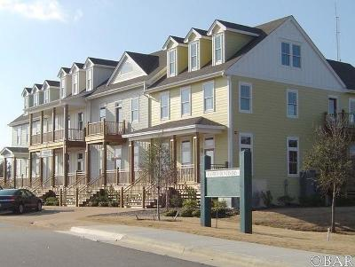 Manteo Condo/Townhouse For Sale: 503 Cypress Lane