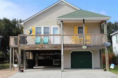 Kill Devil Hills NC Single Family Home Sold Co Op By Member: $239,900