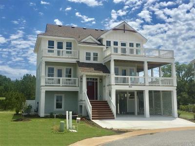 Corolla Single Family Home For Sale: 1025 Cruz Bay Lane