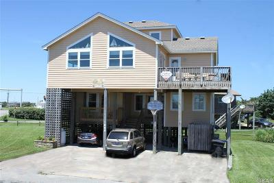 Hatteras Single Family Home For Sale: 58203 Dunes Drive