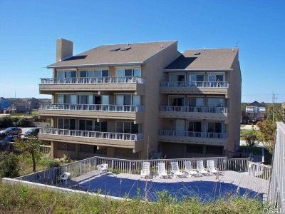 Nags Head Condo/Townhouse For Sale: 2227 S Virginia Dare Trail