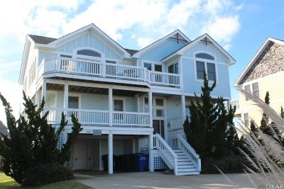 Nags Head Single Family Home For Sale: 5022 Virginia Dare Trail