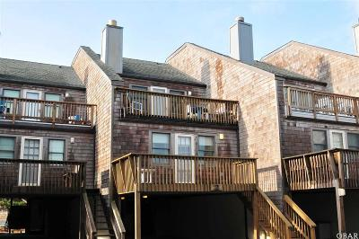 Nags Head Condo/Townhouse For Sale: 5401 S Virginia Dare Trail
