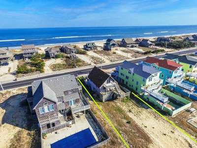 Nags Head Single Family Home For Sale: 4202 S Virginia Dare Trail