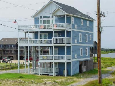 Hatteras Single Family Home For Sale: 56346 Nc 12 Highway