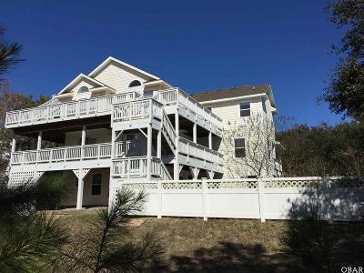 Corolla Single Family Home For Sale: 562 Ocean Trail