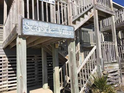Corolla Condo/Townhouse For Sale: 627 Sand Fiddler Circle