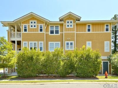 Currituck County Condo/Townhouse For Sale: 100 Mercedes Ct