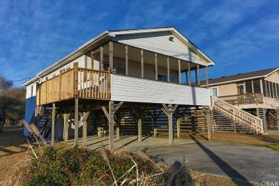 Nags Head Single Family Home For Sale: 2208 S Memorial Avenue