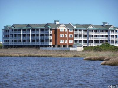 Nags Head Condo/Townhouse For Sale: 107 W Gray Eagle Street