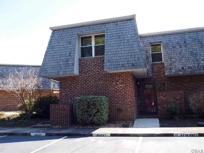 Nags Head NC Condo/Townhouse For Sale: $279,900
