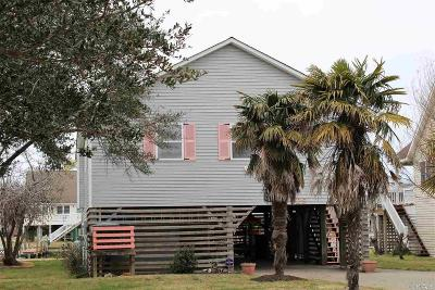 Kill Devil Hills NC Single Family Home Sold: $300,000