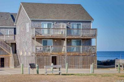 Hatteras Condo/Townhouse For Sale: 56358 Nc Highway 12