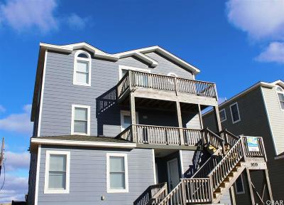Nags Head NC Single Family Home For Sale: $975,000