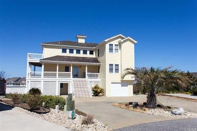 Nags Head Single Family Home For Sale: 114 W Seawatch Court