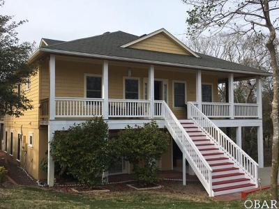 Kitty Hawk Single Family Home For Sale: 104 Ocean Greens Court