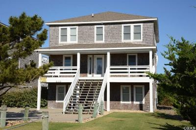 Nags Head Single Family Home For Sale: 2123 S Virginia Dare Trail