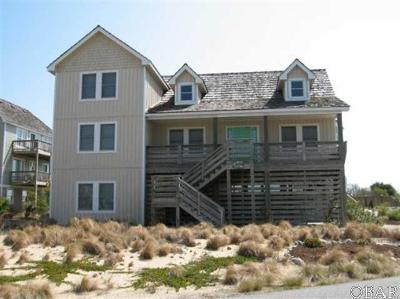 Nags Head Single Family Home For Sale: 5407 S Old Duffer Court
