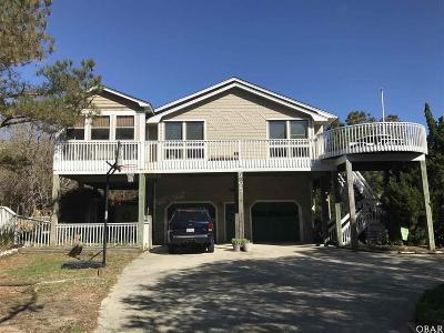 Kitty Hawk, Southern Shores Single Family Home For Sale: 205 Mizzen Mast Lane
