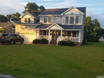 Nags Head NC Single Family Home For Sale: $415,000