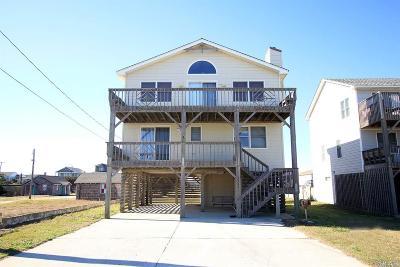 Nags Head Single Family Home For Sale: 2912 S Virginia Dare Trail