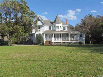 Nags Head Single Family Home For Sale: 233 W Soundside Road