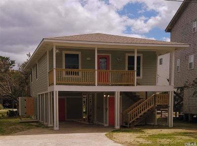 Hatteras Single Family Home For Sale: 58205 Sand Road