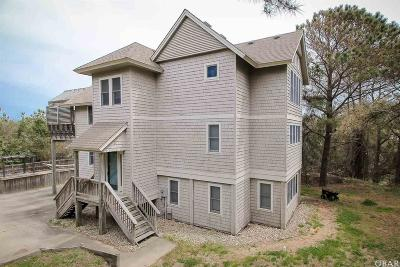 Nags Head Single Family Home For Sale: 3110 S Ocean View Court