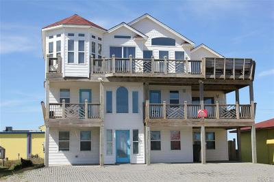 Nags Head Single Family Home For Sale: 6906 S Virginia Dare Trail