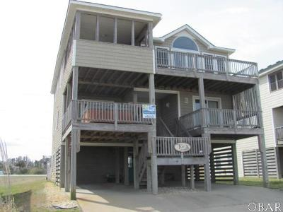 Nags Head Single Family Home For Sale: 4507 S Croatan Highway