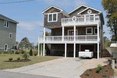 Kill Devil Hills Single Family Home For Sale: 1200 W Sportsman Drive