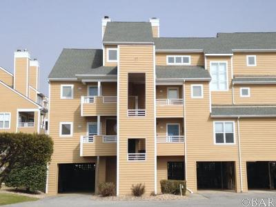 Manteo Condo/Townhouse For Sale: 431 Pirates Way