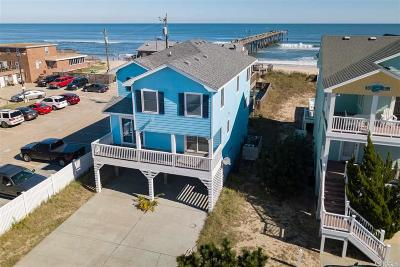 Nags Head Single Family Home For Sale: 3401 S Virginia Dare Trail