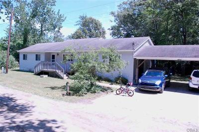 Currituck County Single Family Home For Sale: 129 Crabtree Trail