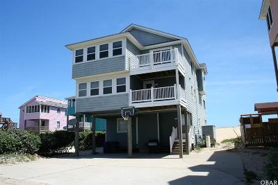 Single Family Home For Sale: 9527 S Old Oregon Inlet Road