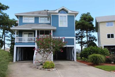 Manteo Single Family Home For Sale: 10 S Hammock Court