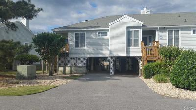 Manteo Condo/Townhouse For Sale: 601 Sextant Court