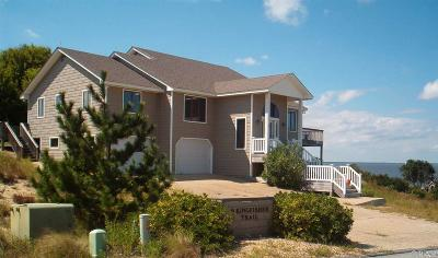 Kitty Hawk, Southern Shores Single Family Home For Sale: 9 Kingfisher Trail