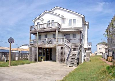 Kill Devil Hills Single Family Home For Sale: 1303 S Memorial Boulevard