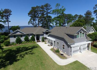 Kitty Hawk Single Family Home For Sale: 4024 Martins Point Road