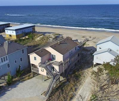 Nags Head Single Family Home For Sale: 8717 S Old Oregon Inlet Road