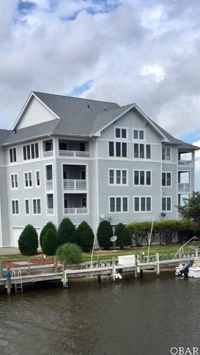 Manteo Condo/Townhouse For Sale: 1231 Ballast Point Drive