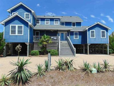 Kitty Hawk, Southern Shores Single Family Home For Sale: 152 Duck Road